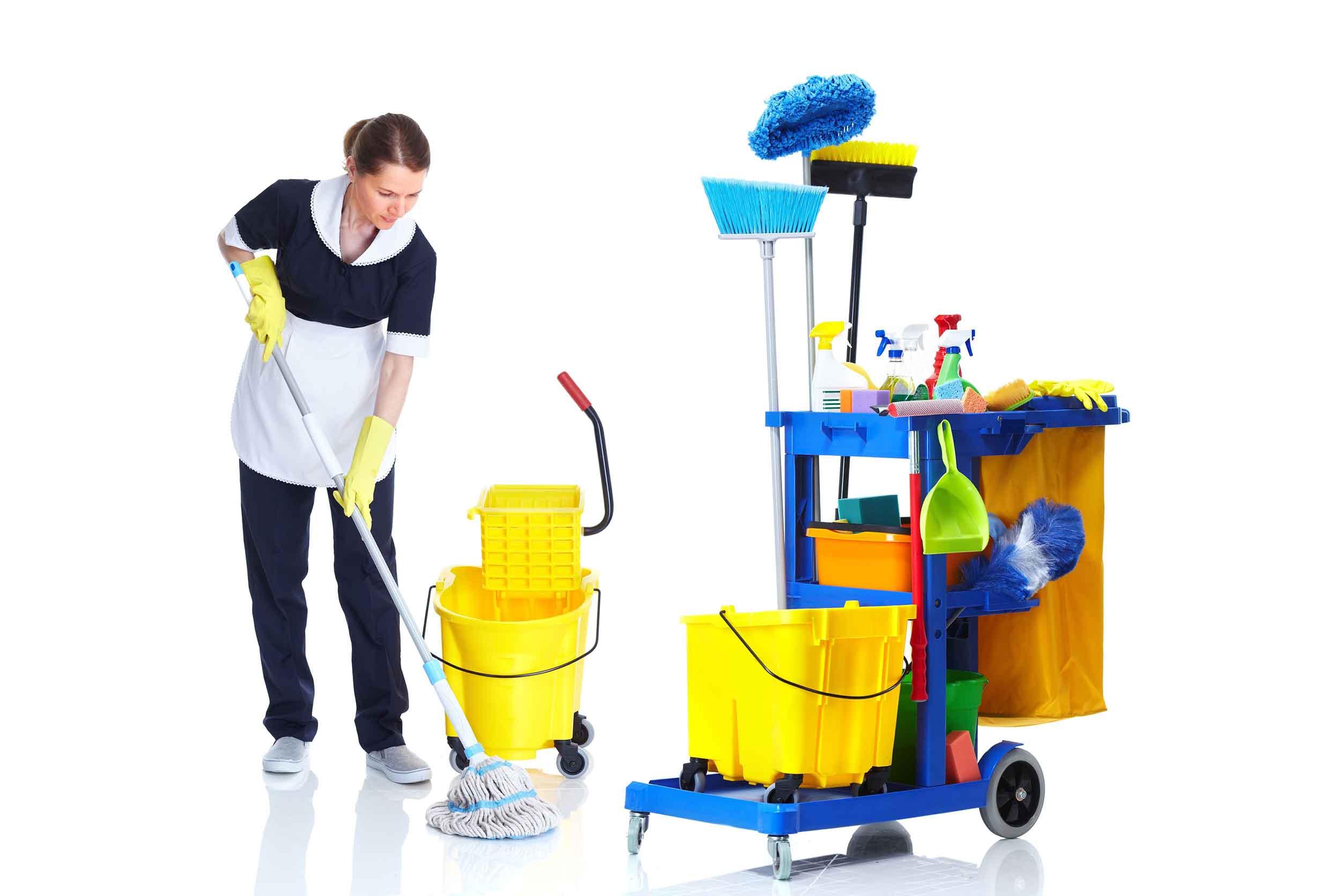 10 Kiat agar staf kebersihan Anda tetap termotivasi