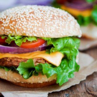 Peluang Bisnis Burger Sayur dan Analisa Usahanya