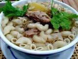 Peluang Bisnis Sup Ayam Makaroni