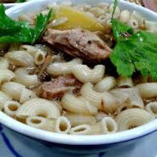Peluang Bisnis Sup Ayam Makaroni Dan Analisa Usahanya