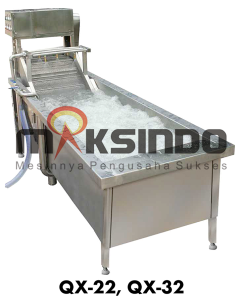 mesin air bubble vegetable washer