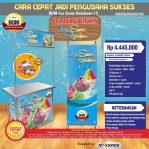 Paket Usaha Ice Snow Rainbow Program BOM