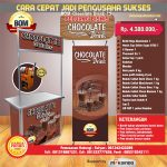 Paket Usaha Chocolate Drink Program BOM