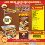 Paket Usaha Roti Bakar Radar Program BOM
