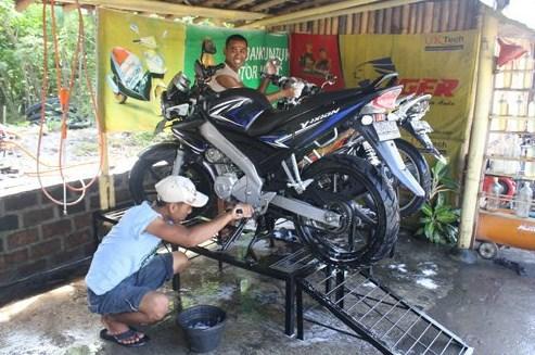 Peluang Usaha Cuci Motor Modal Kecil dan Analisa Usahanya ...
