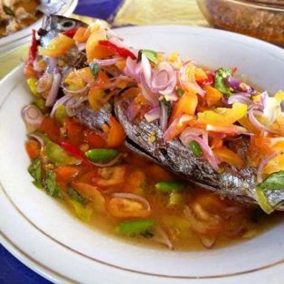 Peluang Bisnis Ikan Bakar Dabu-Dabu dan Analisa Usahanya