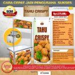 Paket Usaha Tahu Crispy Program BOM